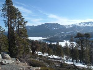 Exiting the Sierra Nevadas