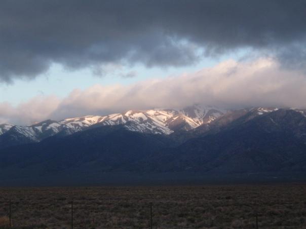 Toiyobe Mountain Range