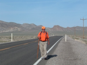 Walking the Loneliest Road