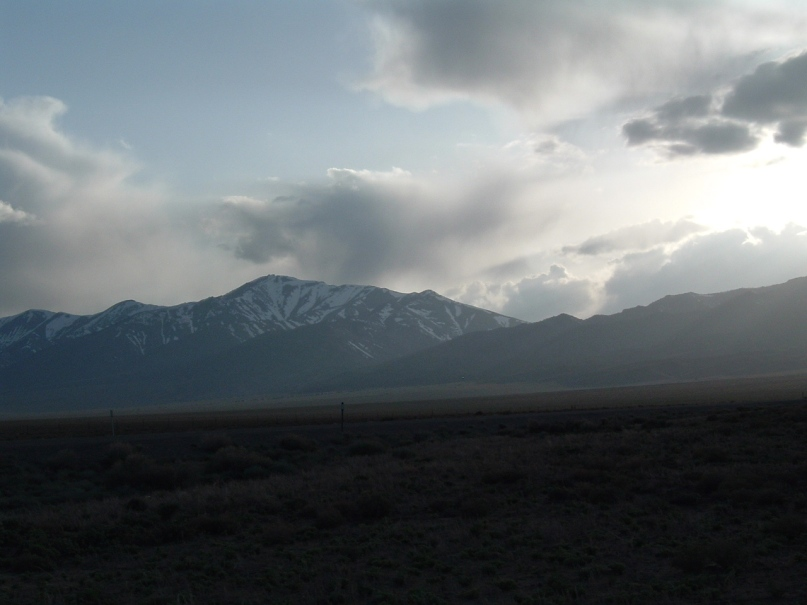 Nevada Mountains 2