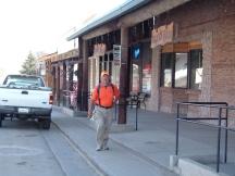 Walking Through Eureka, Nevada