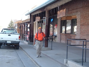Walking Through Eureka, Nevada
