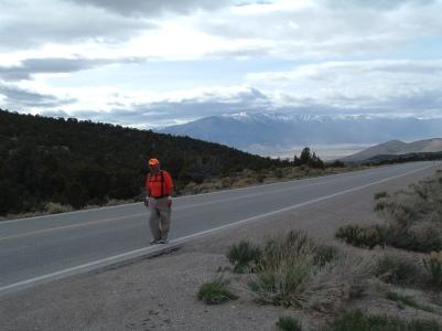 Rick Walking Utah