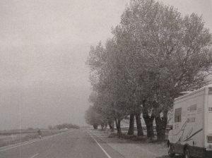 Coming into Delta, Utah