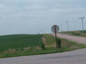 Crop Duster in Nebraska