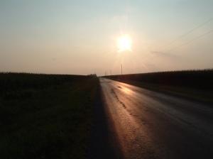 Walking in Illinois