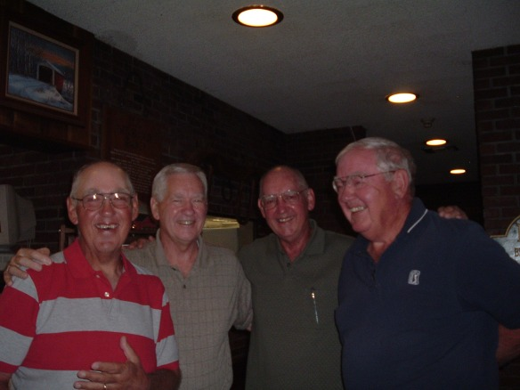 4 of 5 Hammersley Brothers