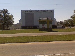 Melody Drive-in Theater