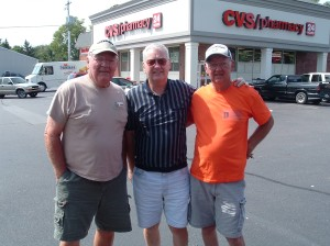 Don, Scott & Ron Hammersley
