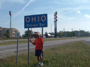 Rick Hammersley Walks Into Ohio