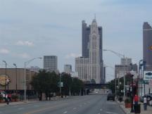 Downtown Columbus Ohio