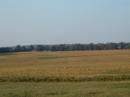 Ohio Crop Field