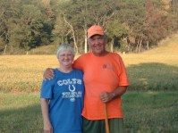 Rick and Val Hammersley in Ohio
