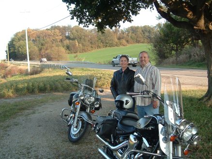 Mike Altoff & Kay Burke