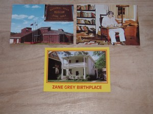 Zane Grey Postcards