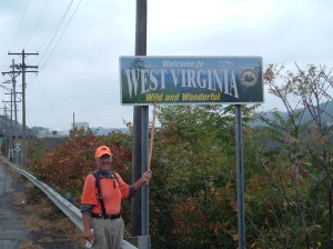 Welcome to West Virginia Rick Hammersley