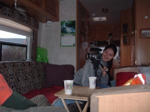 Michelle Bixby Interviewing Rick Hammersley