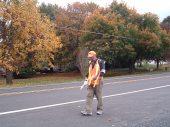 Walking that 3001st Mile